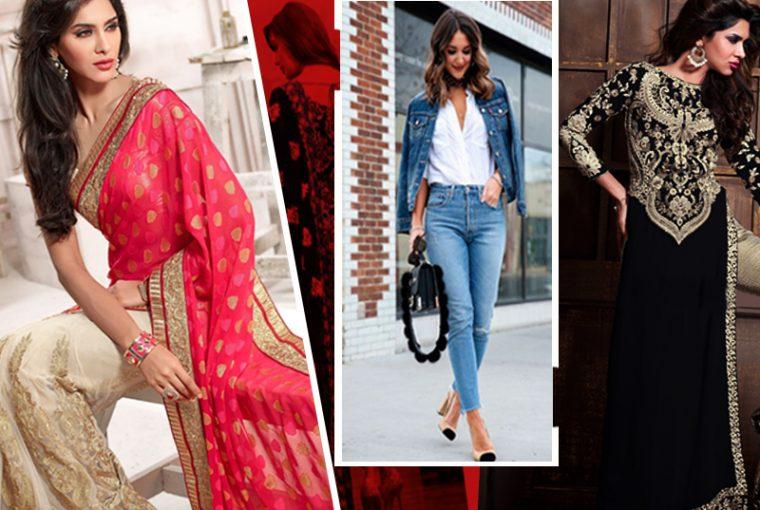 Buy Women Clothing, Footwear & Accessories Online