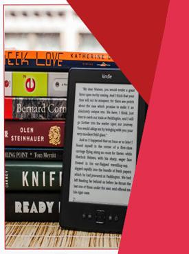 Books & Kindle E-Readers