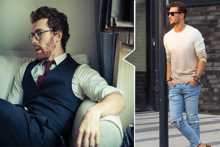 Get the latest men's fashion and style trends